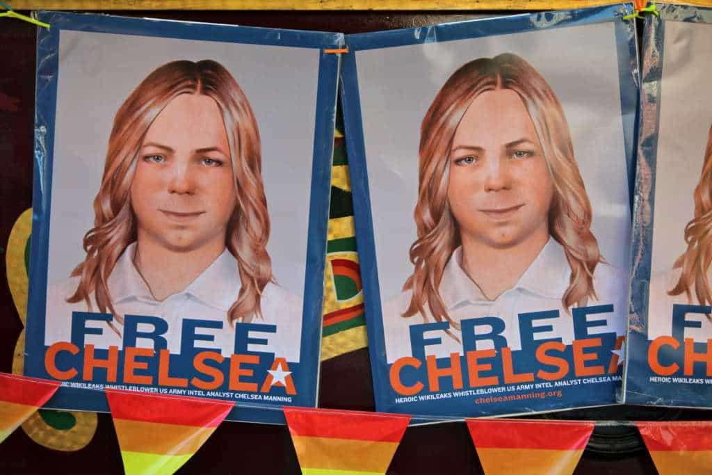 """Manning: grożono mi, że """"zniknę"""" w Guantanamo"""