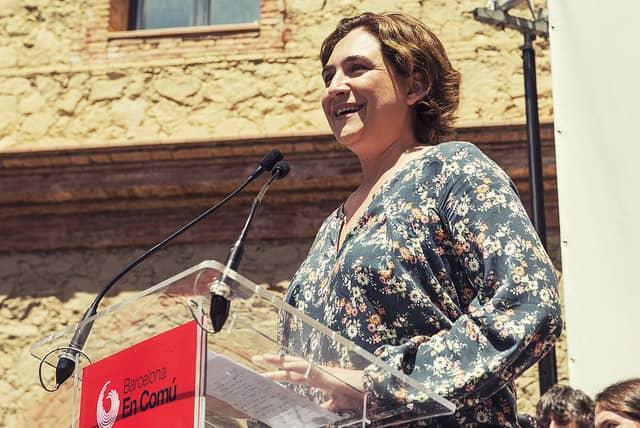 Działaczka lewicy społecznej nowym prezydentem Barcelony?