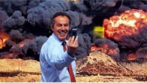 Blair porzucił Palestynę