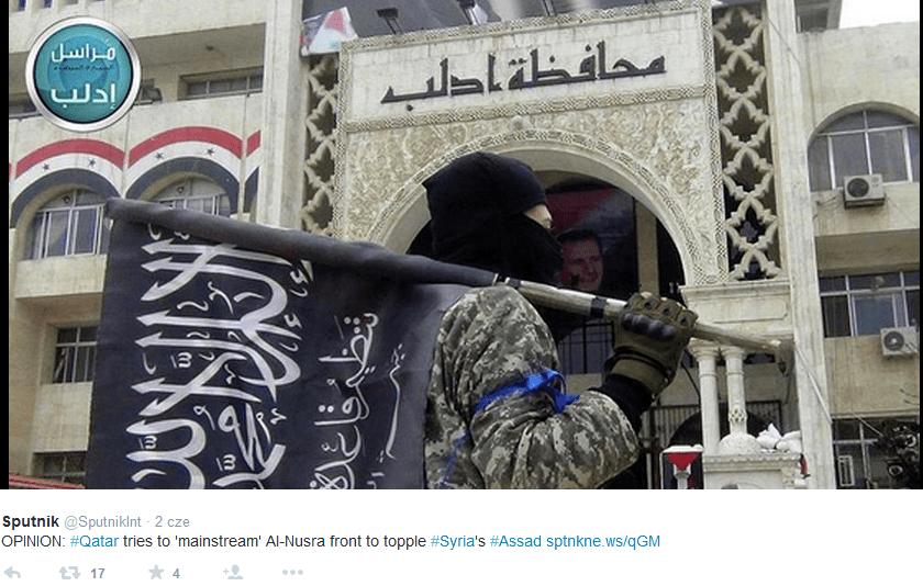 """Syria: dżihadyści przeciwko sobie. """"Państwo Islamskie jest nielegalne"""""""