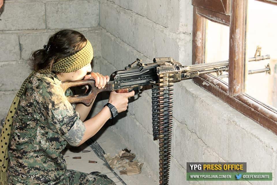 BBC wyświetliła reportaż o kurdyjskich bojowniczkach. Turcja: to promocja terroryzmu