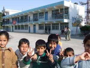 Strefa Gazy: strajk nauczycieli w szkołach ONZ