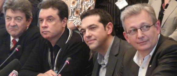 Posłowie Syrizy zakładają nową partię