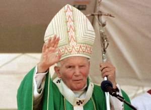 Kontrowersyjny papież Jan Paweł II / wikipedia commons