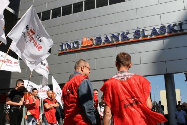 Bank ING dobije jastrzębski węgiel? Związkowcy są wściekli