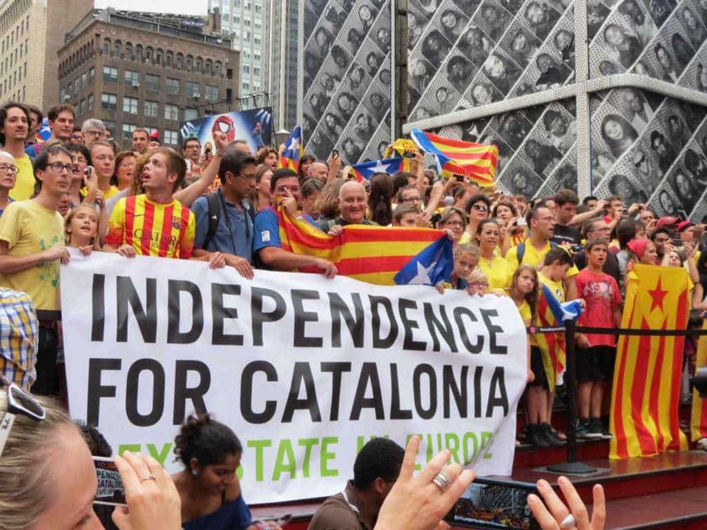 Hiszpania: separatyści wzięli władzę w Katalonii