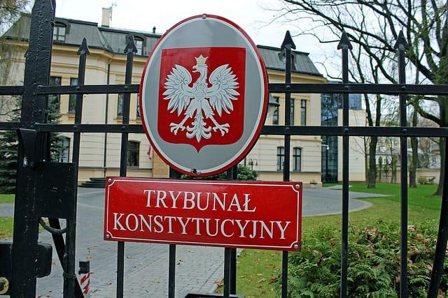 PiS: zamach na Trybunał Konstytucyjny?
