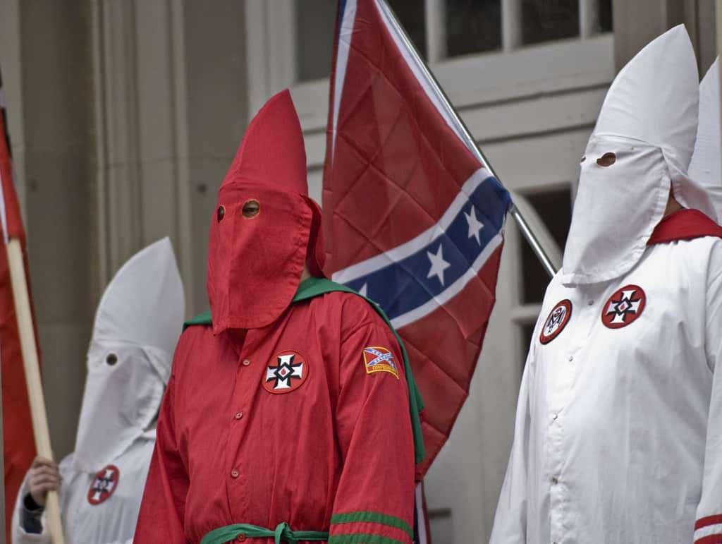 USA: Biali terroryści chcieli zabijać Afroamerykanów i Żydów