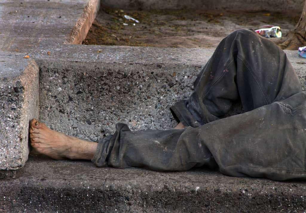 Gwałtownie przybywa bezdomnych. 5 tys. w ciągu dwóch lat