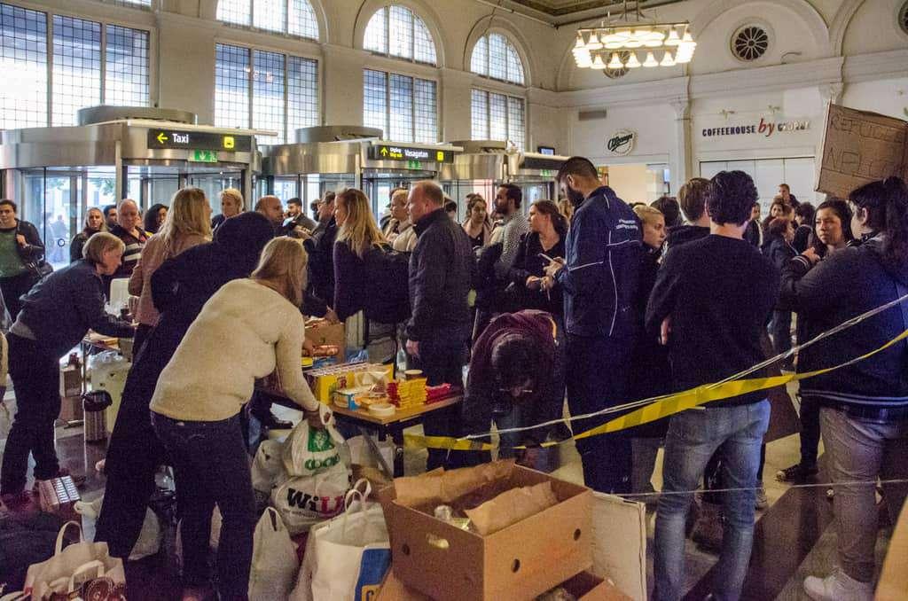 Kryzys uchodźczy w Szwecji: do pomocy wezwano wojsko