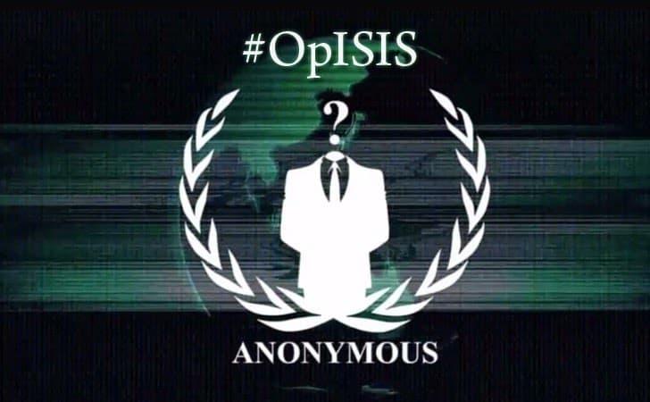 Hakerzy przeciw terrorystom
