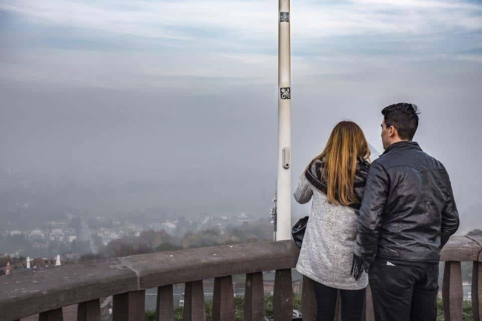 Kraków: kiedy smog za oknem, autobus za darmo