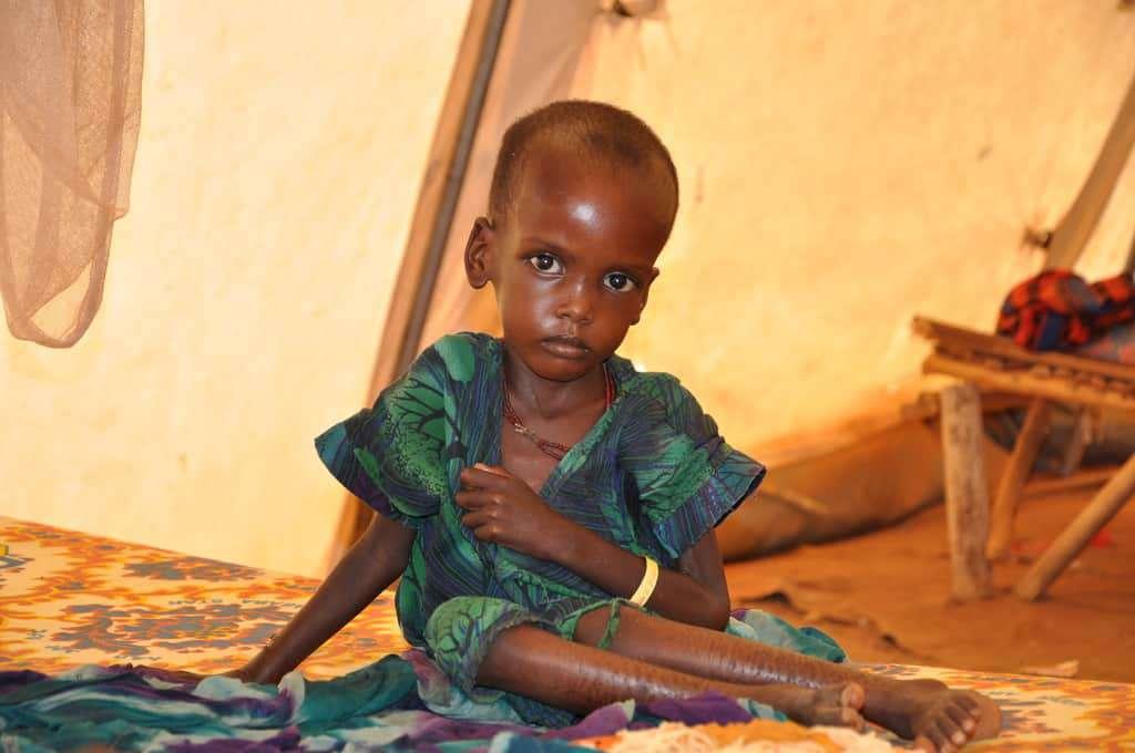 Klęska głodu w Sudanie Południowym