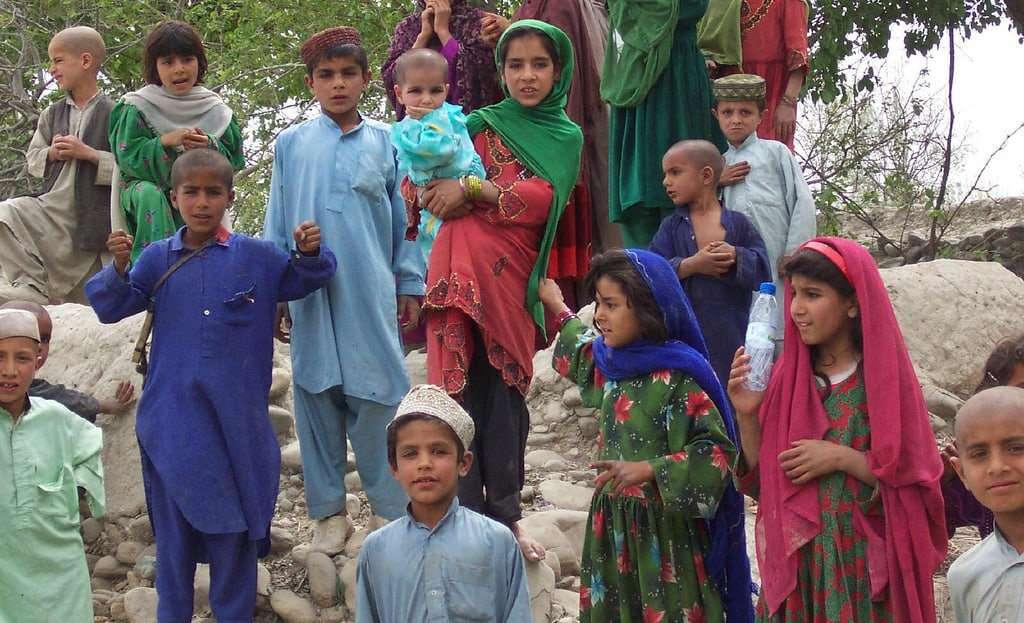 Afgańskie wojsko zabiło dziewięcioro dzieci