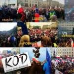 """""""W obronie twojej wolności"""" – będą kolejne protesty KOD"""
