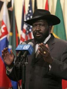 Prezydent Sudanu Południowego Salva Kiir Mayardit /fot. Wikimedia commons