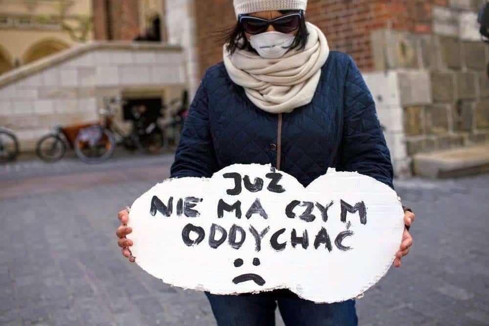 Raport KE: polskie powietrze to trucizna