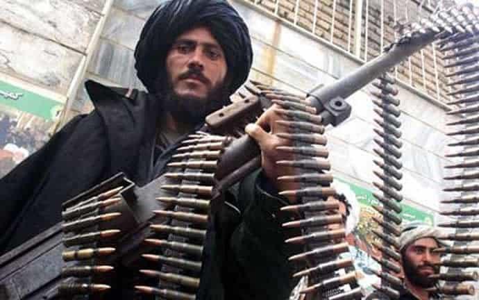 Rosja dozbroi talibów?