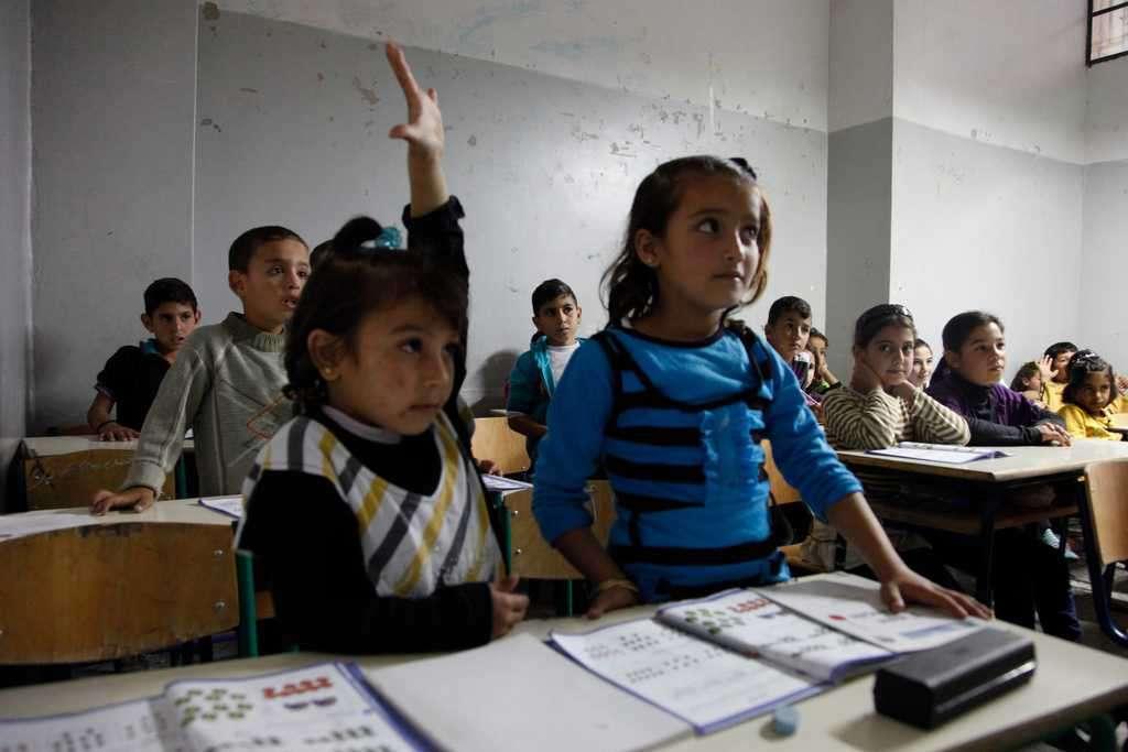 UNICEF alarmuje: dzieci w strefach wojny nie mają szans na edukację