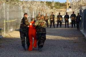 Amerykański obóz koncentracyjny w Guantanamo na Kubie / wikipedia commons