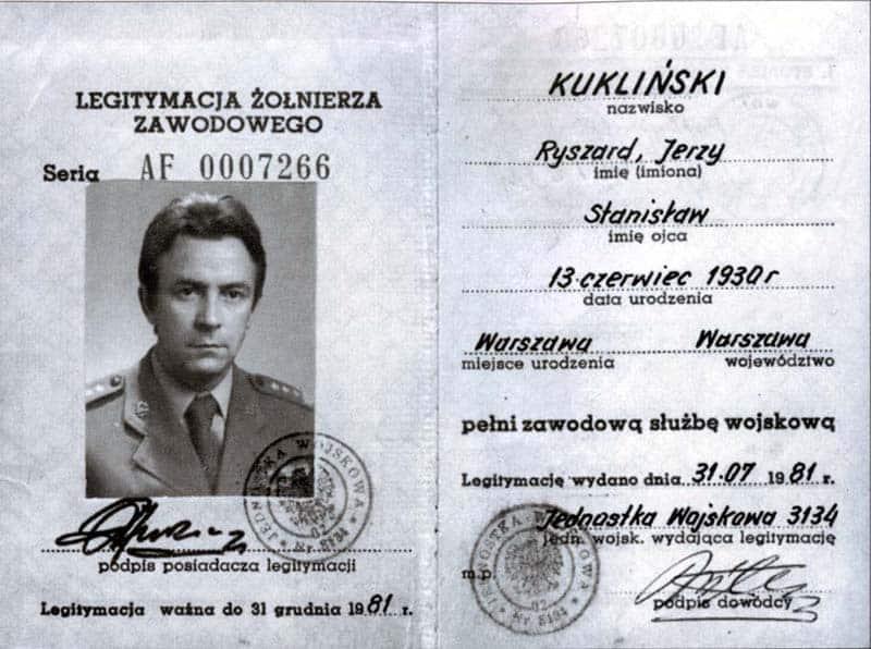 """Już niedługo nie """"pułkownik"""", a """"generał"""" Kukliński? fot. wikimedia commons"""