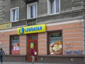 Sklep sieci Lewiatan w Białymstoku / wikimedia commons