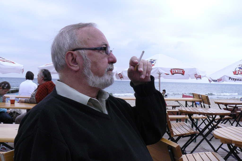 prof. Jan Kurowicki, fot. strajk.eu