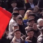 Mołdawia: demonstracja zwolenników połączenia z Rumunią