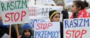 Przeciwko rasizmowi będą jutro w Warszawie protestować liczne środowiska lewicowe i wolnościowe/facebook.com