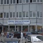 Załoga szpitala w Dąbrowie Górniczej zastrajkuje