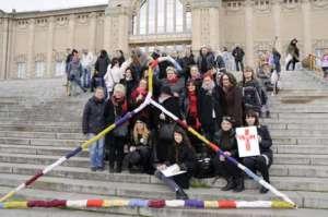 Aktywistki organizacji Dziewuchy Dziewuchom ze Szczecina / facebook.com/BognaCzałczyńska