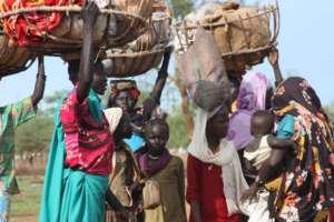 Z Sudanu Południowego do Etiopii uciekły setki tysięcy ludzi/flickr.com