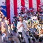 Demokraci walczą o głosy swing states
