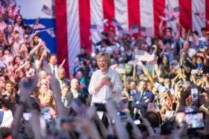 Hillary Clinton - kandydatka Demokratów na prezydenta USA/ facebook.com/hillaryclinton