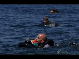 Na południe od Krety wywrócił się kuter, uratowano 340 osób. Liczba ofiar jest nieznana, może być ich nawet 400/wikimedia commons