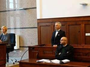 Weterynarz stanął przed sądem - za pomaganie zwierzetom. Fot. facebook.com/ Artur Różycki