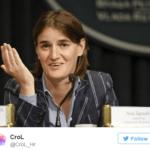 Historyczny moment w Serbii: lesbijka z teką ministra