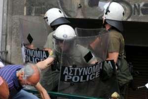 W Salonikach aresztowania po proteście w cerkwi/wikimedia commons