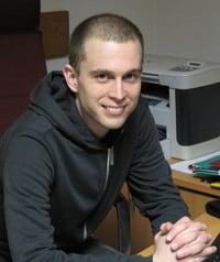 Dr Juraj Halas, filozof, Uniwersytet Komeńskiego w Bratysławie, fot. fphil.uniba.sk