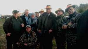 Jan Szyszko, minister środowiska, sam z przyjemnością strzela do bezbronnych zwierząt/facebook.com