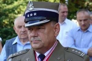 Pułkownik Mazguła - pierwszy wojskowy, który wspomniał o możliwości przeprowadzenia puczu / twitter.com