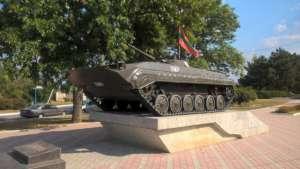 Pomnik wojny 1992 r. w Benderach / fot. Agatha Rosenberg