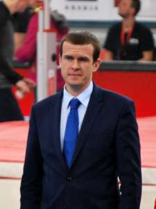 Witold Bańka, minister sportu i turystyki/wikimedia commons