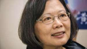 Tsai Ing-wen, prezydent Tajwanu/wikimedia commons