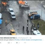Turcja znów zaatakowana. Terroryści uderzyli w dużym mieście