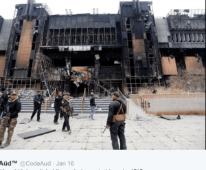 Połowa Mosulu wyzwolona. Ale teraz będzie trudniej