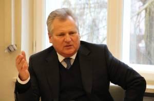 Były prezydent Aleksander Kwaśniewski| facebook.com/aleksander.kwasniewski/
