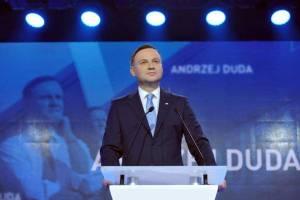 facebook.com/Andrzej Duda