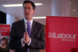 Ed Miliband, lider Labour Party, flickr.com/photos/karmamplify