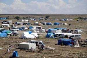 Syryjski obóz dla uchodźców w Cappadocia flickr.com/photos/solapenna